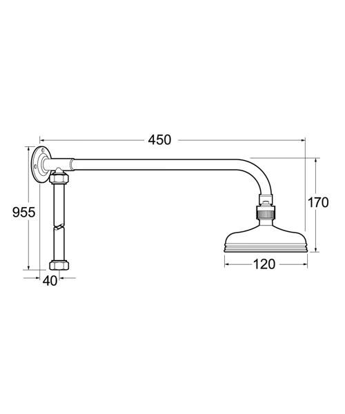 Technical drawing 19469 / KITS08/G