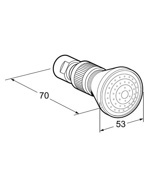 Technical drawing 19470 / HEAH01