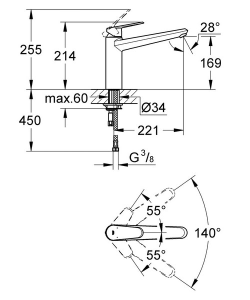 Technical drawing 19664 / 33770002