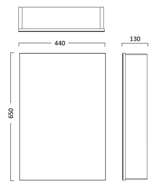 Technical drawing 19757 / BA44AL