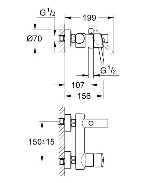 Technical drawing 19812 / 32211001