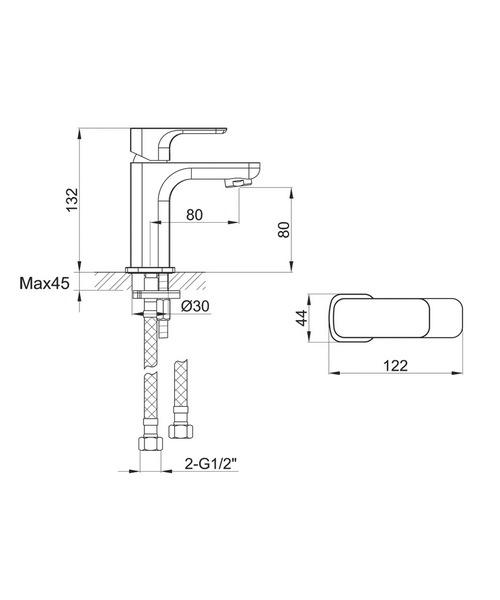 Technical drawing 19866 / FLSBAS