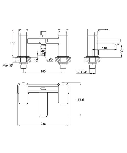 Technical drawing 19871 / FLBSM
