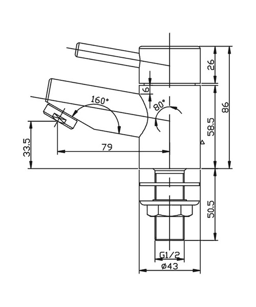 Technical drawing 19876 / XC12