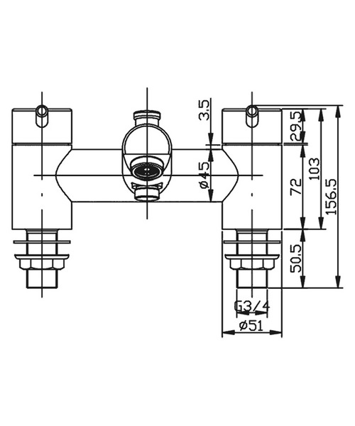 Technical drawing 19882 / XCBSM