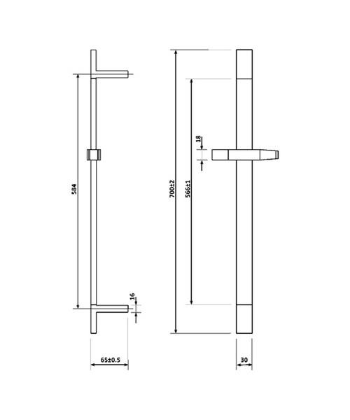 Technical drawing 19896 / KI440