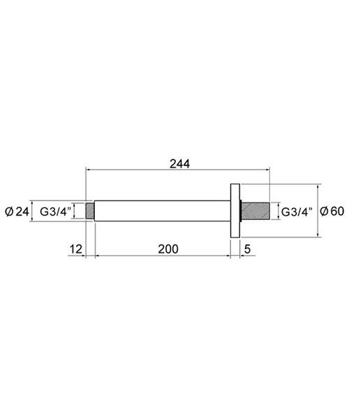 Technical drawing 19928 / KI032