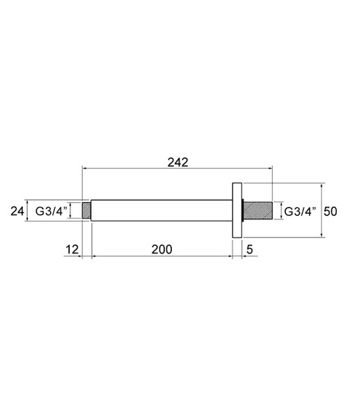 Technical drawing 19930 / KI032A