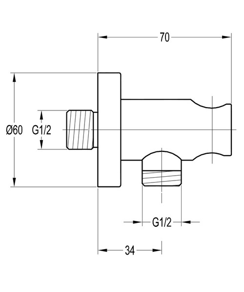 Technical drawing 19931 / KI120A