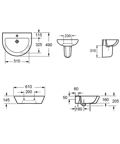 Technical drawing 19953 / L1088
