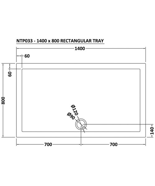 Technical drawing 20005 / NTP033