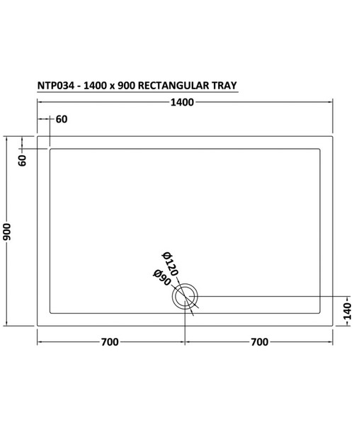 Technical drawing 20006 / NTP034