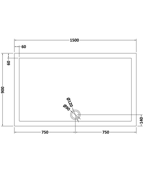 Technical drawing 20007 / NTP044