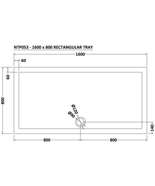 Technical drawing 20008 / NTP053