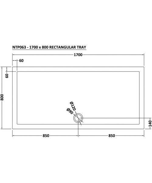 Technical drawing 20062 / NTP063