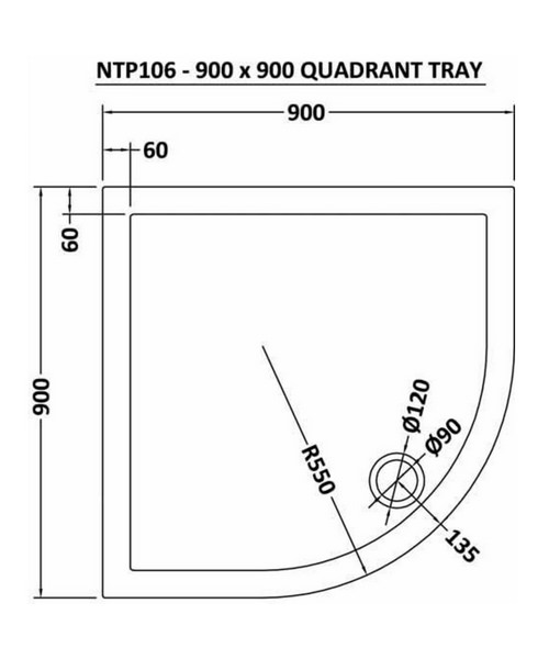Technical drawing 20064 / NTP106