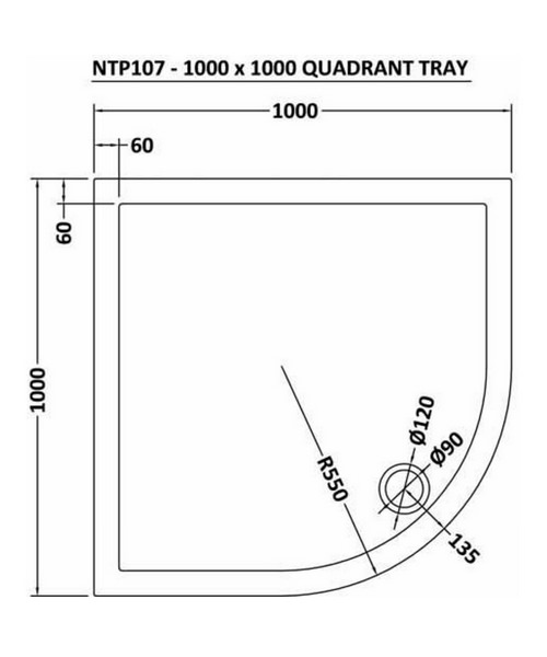 Technical drawing 20065 / NTP107
