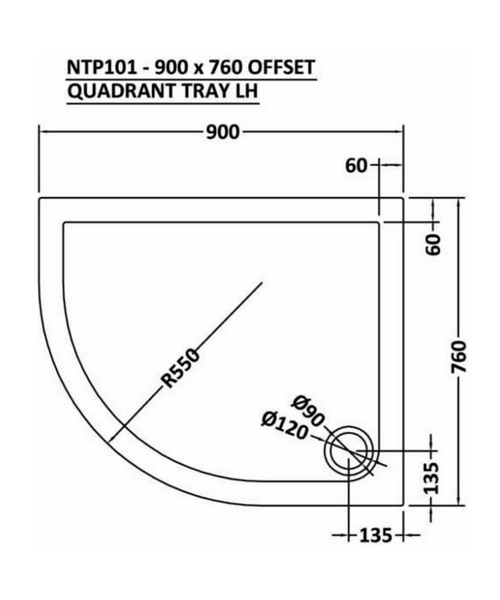 Technical drawing 20066 / NTP101