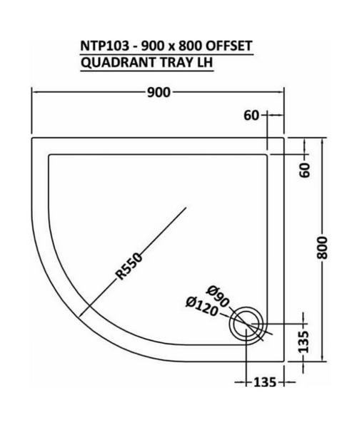 Technical drawing 20068 / NTP103