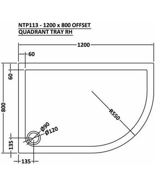 Technical drawing 20075 / NTP113
