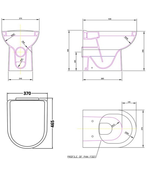 Technical drawing 20081 / BTW005