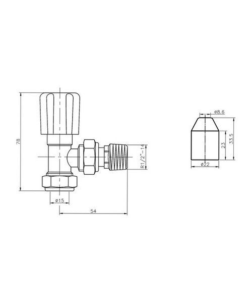 Technical drawing 20199 / RV003