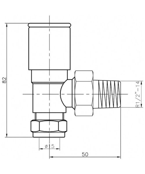 Technical drawing 20203 / RV002