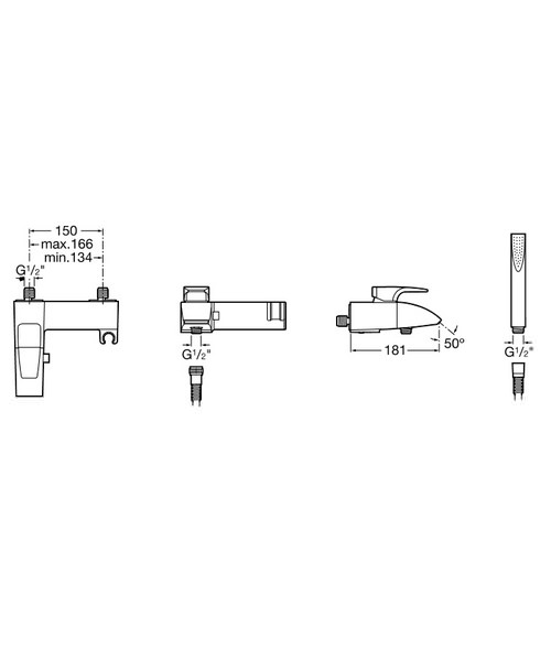 Technical drawing 20723 / 5A0150C00