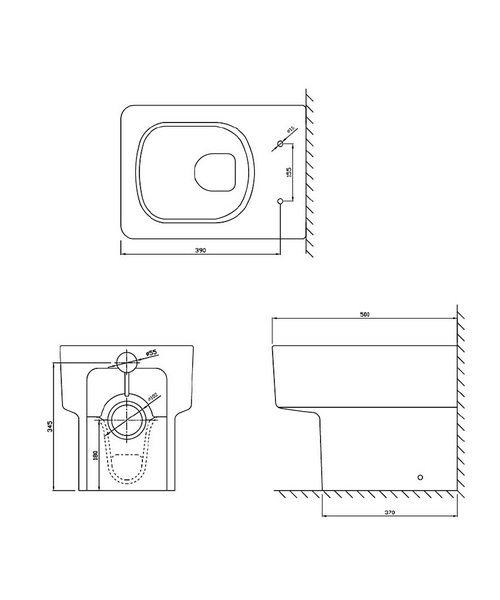 Technical drawing 21179 / QU044