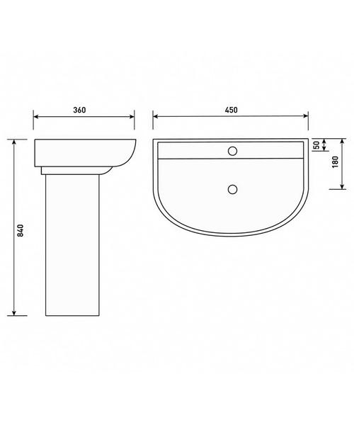 Technical drawing 21192 / EM053