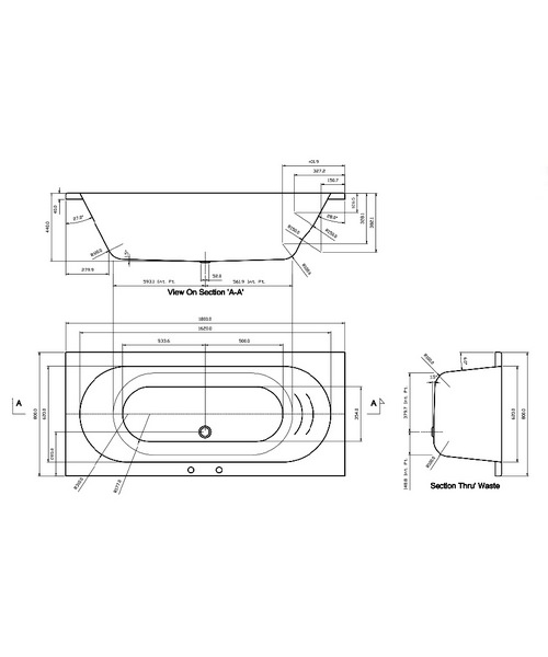 Technical drawing 21386 / FLOBT303S1