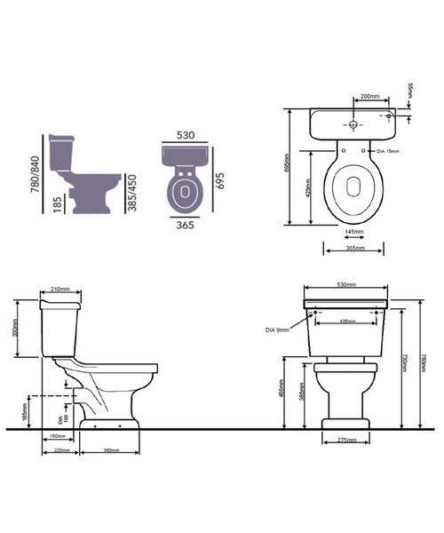 Technical drawing 21636 / PBW00
