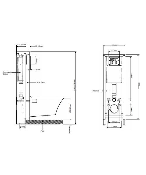 Technical drawing 21661 / CFC33