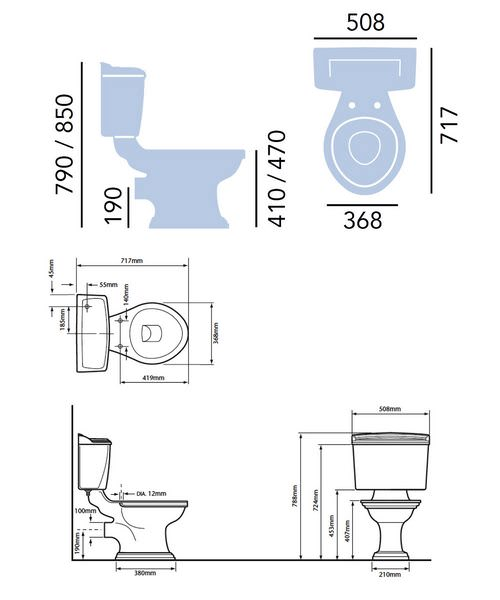 Technical drawing 21675 / PDWC00