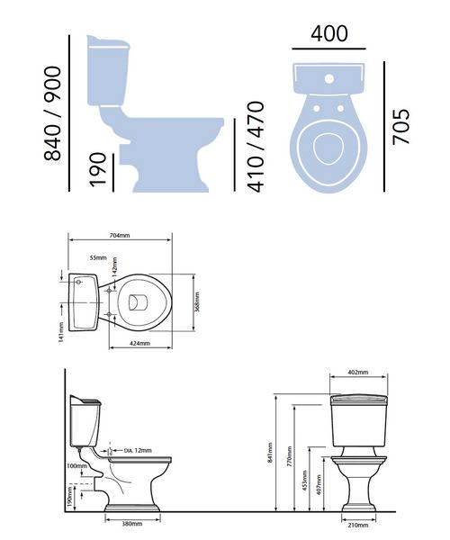 Technical drawing 21677 / PDWC00