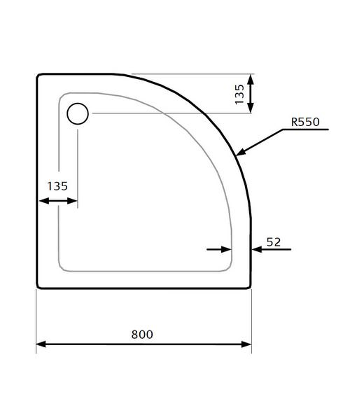 Technical drawing 21805 / AATQ88