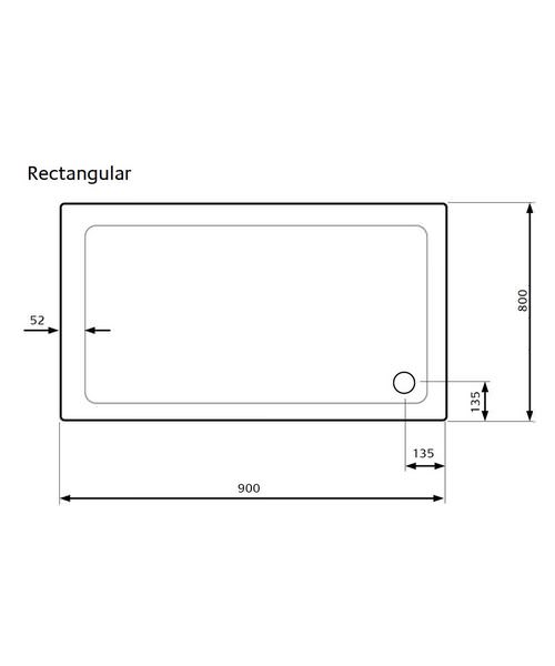 Technical drawing 21816 / AATR9080