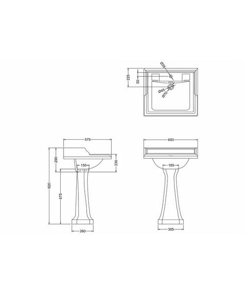 Technical drawing 2183 / B15