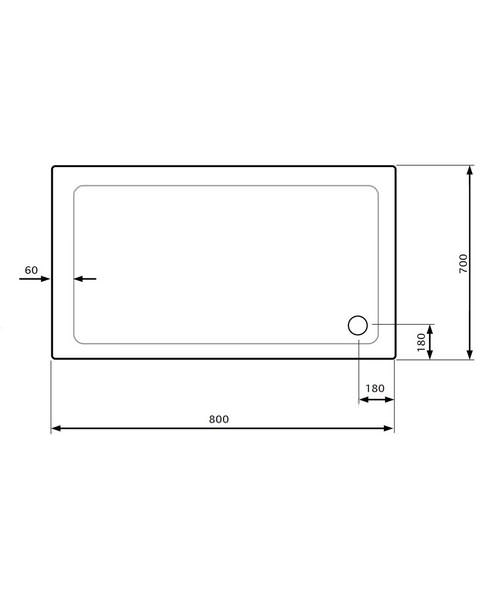 Technical drawing 21842 / ZZTR7080
