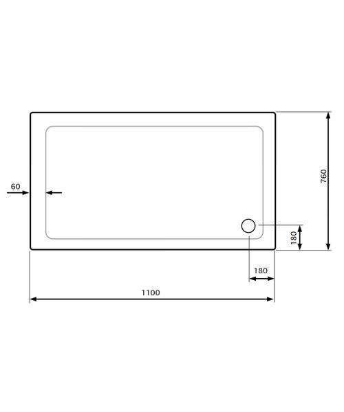 Technical drawing 21851 / ZZTR7611
