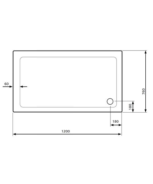 Technical drawing 21854 / ZZTR7612