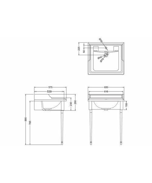 Technical drawing 2185 / B15