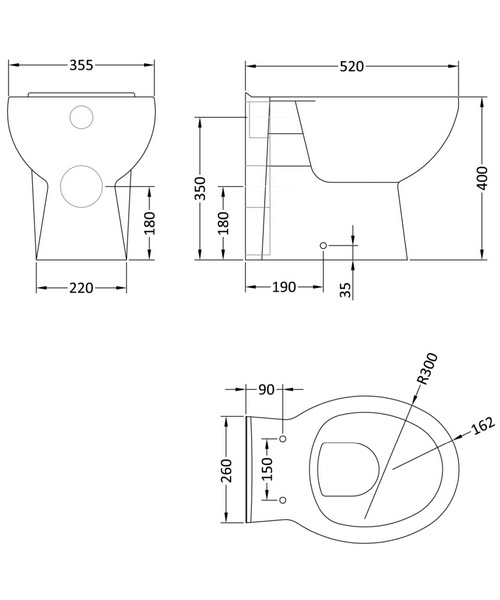 Technical drawing 21902 / BTW002