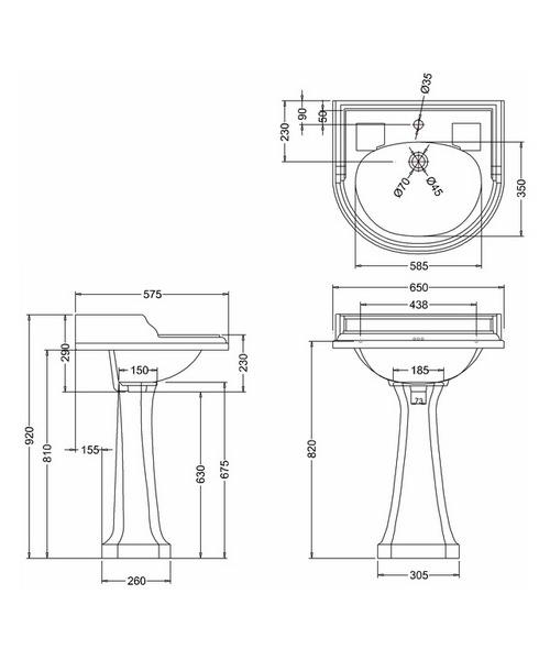 Technical drawing 2191 / B17