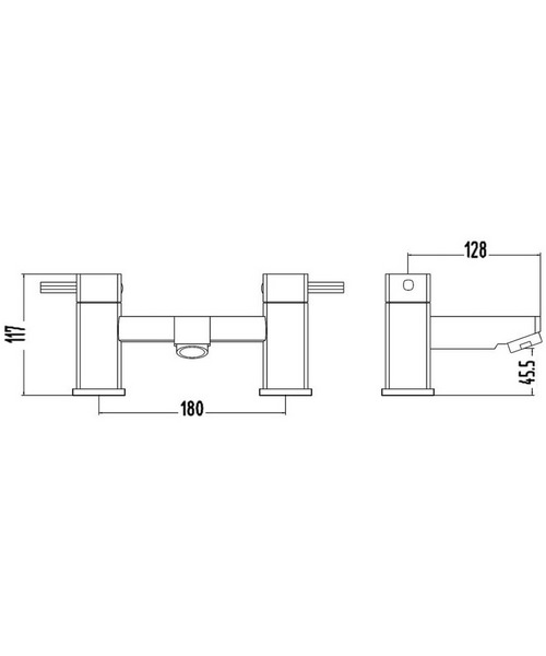 Technical drawing 21934 / TMU303