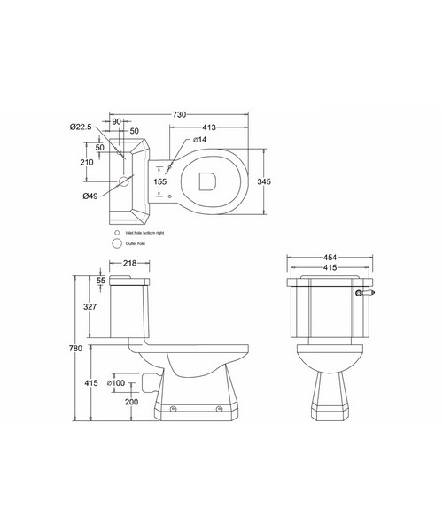 Technical drawing 2201 / P5
