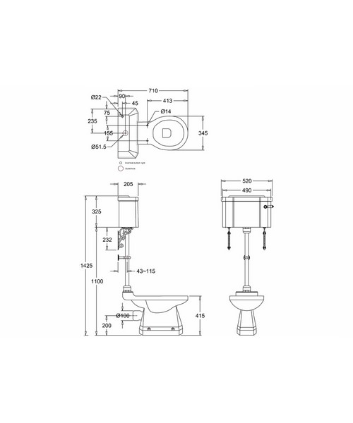 Technical drawing 2207 / C1