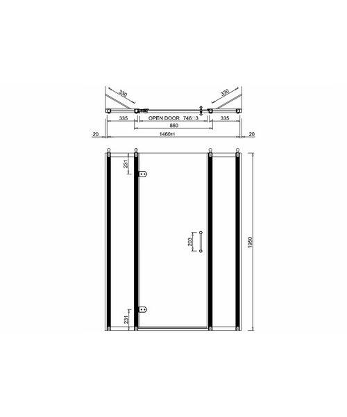 Technical drawing 2217 / BU8