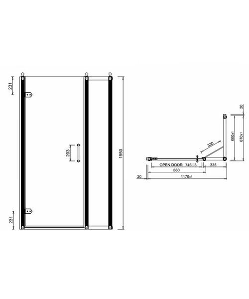 Technical drawing 2235 / BU26