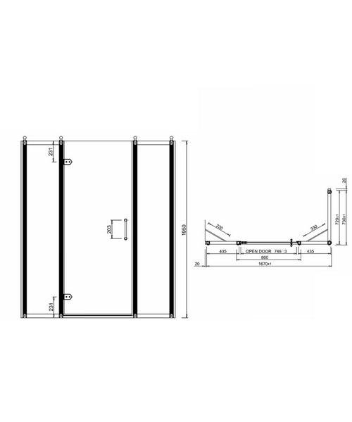Technical drawing 2246 / BU37